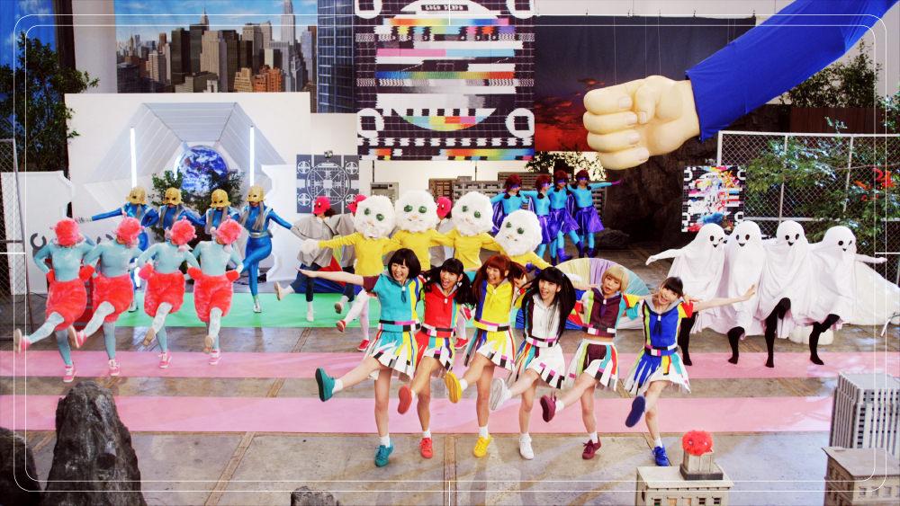 TOY&#8217;S FACTORY/MEME TOKYO<br>でんぱ組.inc 「STAR☆ットしちゃうぜ春だしね」MV