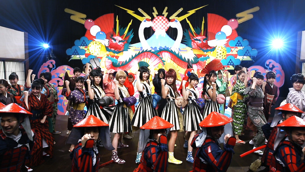 TOY&#8217;S FACTORY/MEME TOKYO<br>でんぱ組.inc 「ちゅるりちゅるりら」MV