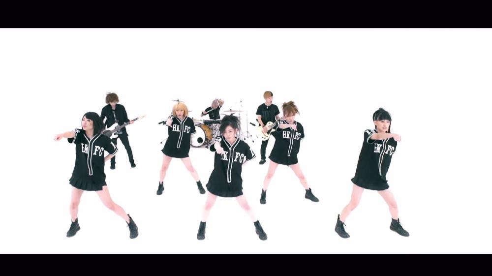 徳間ジャパンコミュニケーションズ<br>ひめキュンフルーツ缶「FOUR DIMENSIONS」MV