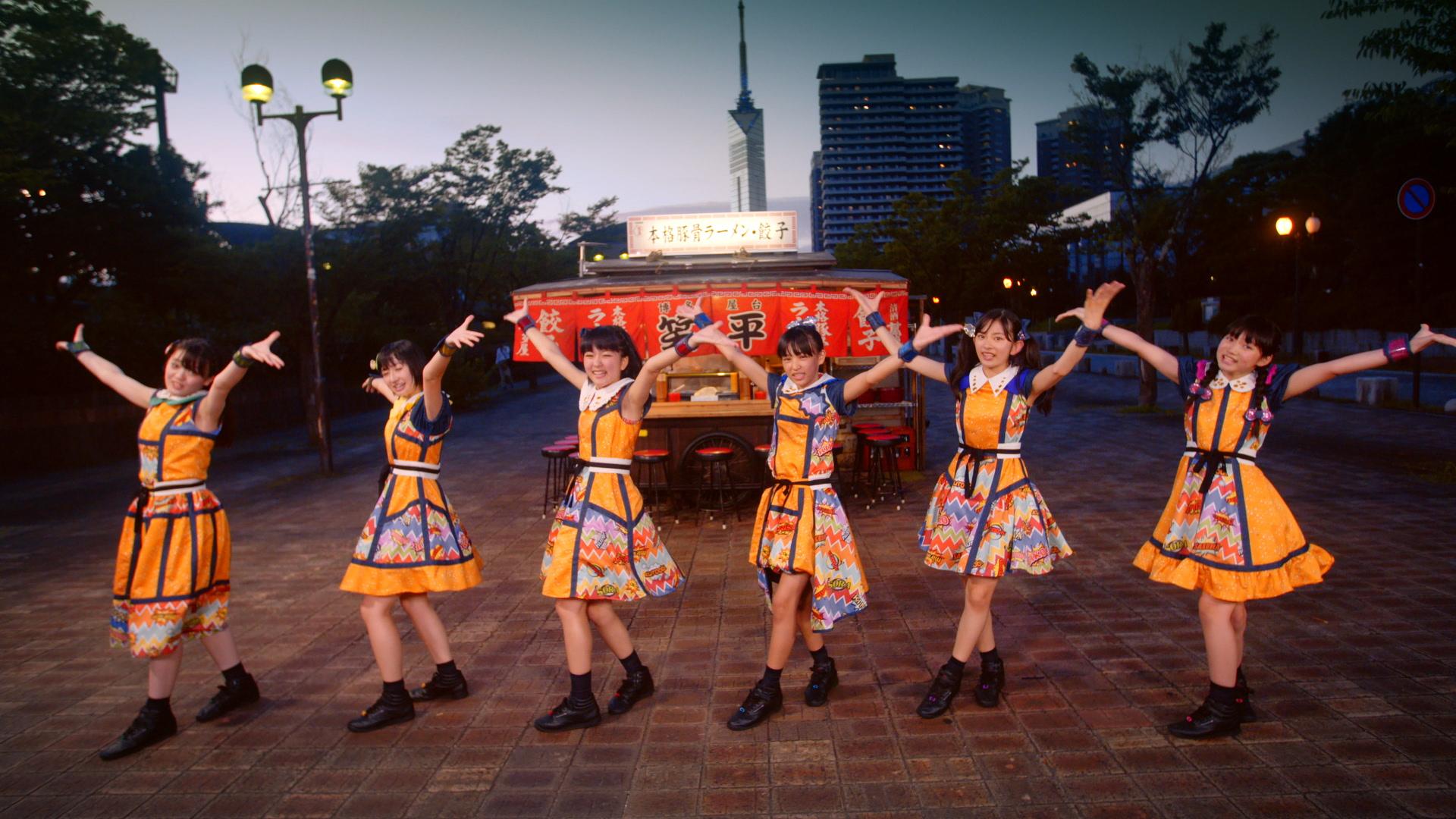 Victor Entertainmant Inc.<br>ばってん少女隊「よかよかダンス」