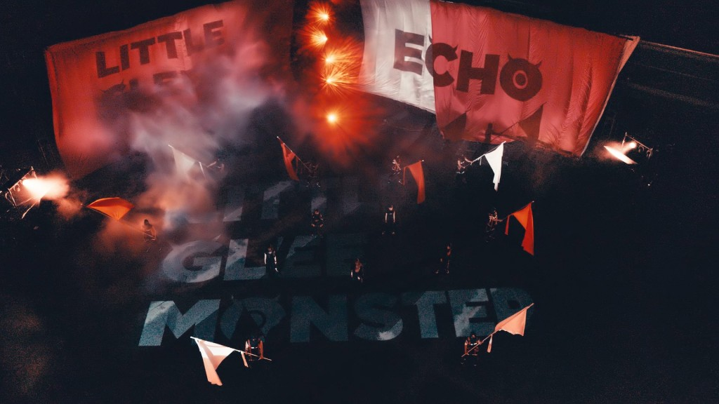 Sony Music Labels Inc.<br> Little Glee Monster 「ECHO」