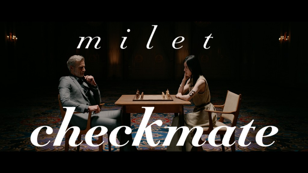 Sony Music Labels Inc.<br> milet「checkamate」